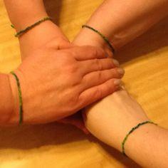 St. Patties' Bracelet from Edon Family Cloaks for $0.93