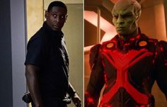 Martian Manhunter J'onn J'onnz/Hank Henshaw on CBS Supergirl played by awesome David Harewood Cw Crossover, David Harewood, Dc Icons, Martian Manhunter, Dark Matter, Silver Age, The Martian, Geek Culture, Justice League
