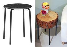 Sgabello svedese ~ Sgabello ikea frosta trasformato in un tavolino ispirazioni