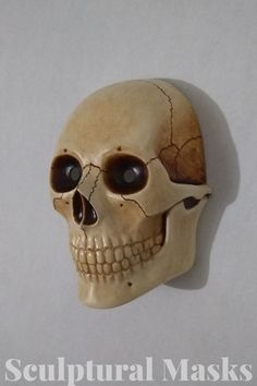 Skull Mask, Plague Doctor, Carnival Masks, Cosplay Ideas, Sculpture, Detail, Amazing, Artist, Mardi Gras Masks