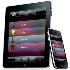 Crestron full home control with iPad