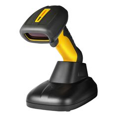 Portable Wireless Bluetooth 2D Barcode Scanner Waterproof IP67 Easy Charging QR Code Reader PDF417 For Android IOS Ipad RD-1205