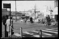 kruispunt Vestdijk, Nieuwstraat, Dommelstraat