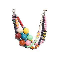 Missoni necklace, c. 1980