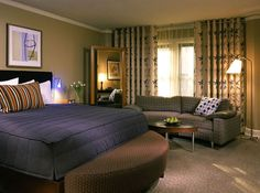 Hotel Andra, Seattle - we usually rent an apartment, but when we stay in hotels Andra is our first choice these days.