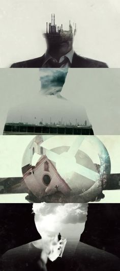 True Detective's opening sequence is the absolute best.