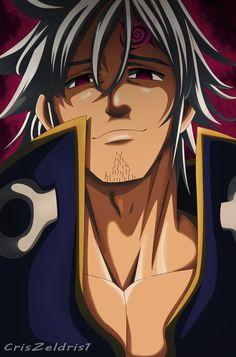 Escanor by on DeviantArt Otaku Anime, Evil Anime, Anime Art, Seven Deadly Sins Anime, 7 Deadly Sins, Anime Love, Avatar Zuko, 7 Sins, Seven Deady Sins
