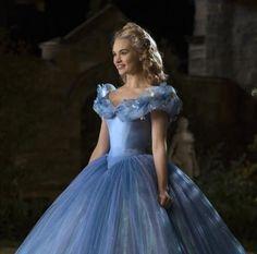 I love Cinderella's Dress