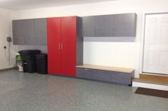 Storage Garage Near Me How To Assemble And Install A Garage Storage Cabinetpantry Style