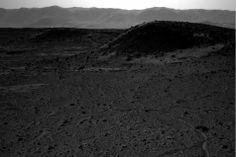 La lumière sur Mars n'est pas un signe de la présence de Martiens.