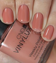 """""""Clay Canyon"""" is a super dusty brownish orange creme."""