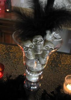 gothic halloween party ideas - Bing Images