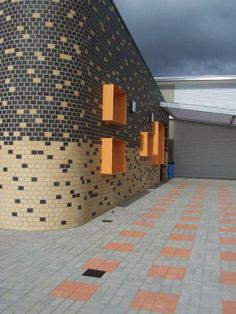 Think Brick Awards 2012 - Horbury Hunt Commercial Finalist - Great Southern Grammar by Matthews Architecture