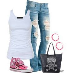 48 Trendy How To Wear Pink Converse Purses Pink Converse Outfits, Converse Shoes, Cheap Converse, Converse High, Converse Fashion, Cheap Toms, Custom Converse, Black Converse, Adidas Shoes