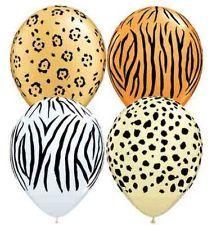 Jungle Party Theme Balloon