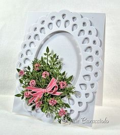 Check out the deal on Spiral Flowers at Impression Obsession Rubber Stamps Quilled Roses, Quilling, Card Making Designs, Diy Cards, Handmade Cards, Impression Obsession, Cardmaking And Papercraft, Mini Roses, Paper Artist