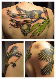 Gill is a Custom Tattoo Artist, working out of his custom studio, Tattoo Machine. Based on Dixon St, Wellington. Bird Tattoo Men, I Tattoo, Baby Tattoos, Tattoos For Guys, Aquarius Tattoo, Natural Instinct, Beautiful Lines, Custom Tattoo, Nature Tattoos