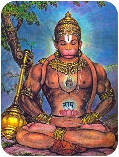 Om Namo Hanumate Namaha
