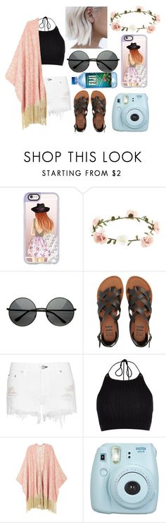 """COACHELLA"" by lost-in-pxrxdise ❤ liked on Polyvore featuring Casetify, Accessorize, Billabong, rag & bone, River Island, Melissa McCarthy Seven7 and plus size clothing"