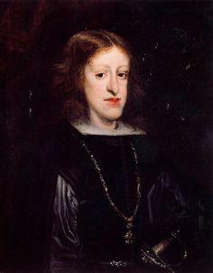 CARREÑO DE MIRANDA  Carlos II