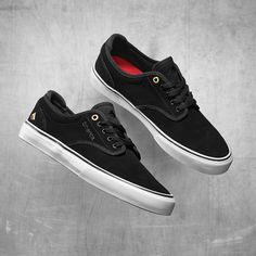 online retailer d9e8e a8a1e Emerica Wino G6 Shoe - BlackWhite