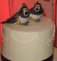 Winter Wedding - Wedding Cake and More