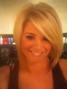 Lauren Alaina's new hair cut! Love it!!