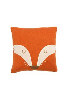 Fox Throw Pilow ($17)