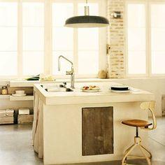 Loft Küche, Kleine Küchenvorratskammer, Nordische Küche, Paris Küche,  Küchen Vorratskammern, Küchentüren, Garagenhaus, Landhausküche, Garagen