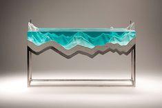 Glas, Stahl, Beton – beeindruckende Skulpturen von Ben Young  Er spielt mit Kontrasten und Gegensätzen – der neuseeländische Bildhauer Ben Young verbindet Beton und Glas zu fantasievollen Plastiken. Die tra...