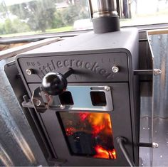 Our new customised Bus Life wood stove from Little Cracker Fires. We are in Love We have the install of this beauty on our latest episode (link in bio) #buslifenz #buslife #rvlife #woodstove #motorhome #schoolbusconversion #skoolie #vanlifeideas #vanconversion #vanlifers #vanlifediaries #youtube #familyvloggers #rv #homeonwheels #homeiswhereyouparkit #rollinghome #offgrid #offgridliving #warmth