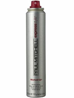paul mitchell products | Paul Mitchell Worked Up Working Spray: Hair Care: allure.com #DressUpPartyDown