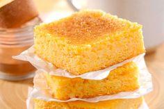 Receita de bolo de milho direito da Padoca do Maní!