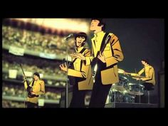 The Beatles  Rock Band intro Cinematic Trailer   Animated Promo HD2