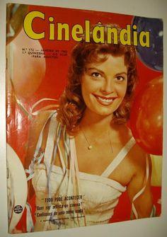 Revista Propagandas Antigas Cinema Filmes Anos 50 Vintage - R$ 35,00 no MercadoLivre