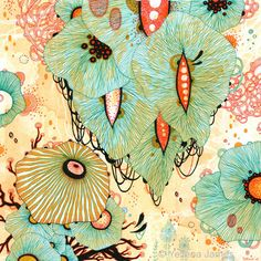 Yellena James artwork