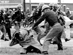 March 7, 1965: The peaceful protest march from Selma to Montgomery, Ala. _ 600 strong trying to cross the Edmund Pettus bridge toward the Capitol to assert their civil rights _was brutally beaten back by state police wielding batons, water hoses and tear gas. The nation watched in horror as ABC News reported it live. On the very next morning, I was born into this cold, cold world.