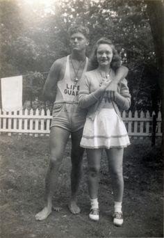 Lifeguard, 1942.
