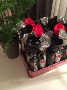 Christmas calender for your love!  #diy #christmas #foryourlove