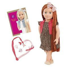 "Our Generation 18"" Hair Grow Doll - Phoebe"