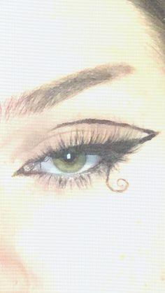 Emo Makeup, Indie Makeup, Grunge Makeup, Eye Makeup Art, No Eyeliner Makeup, Girls Makeup, Makeup Inspo, Skin Makeup, Makeup Inspiration