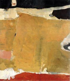 Richard Diebenkorn - Untitled (Albuquerque), 1952 by Jan Lombardi, via Flickr