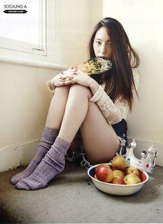 f(x) Krystal - Oh Boy! Magazine Vol.45