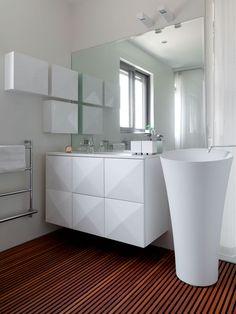 Keramag icon bathroom keramag pinterest badezimmer baden und bad - Badezimmer deckenfarbe ...
