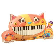 Cat Musical Toy