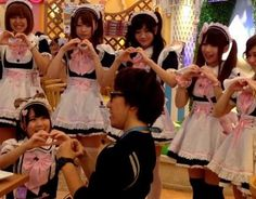 What To Visit In Japan: Maid Cafes