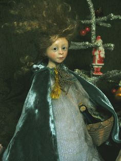 Nature+inspired+art+dolls | Here are some amazing dolls from Anna Brahms and she tells us a bit of ...