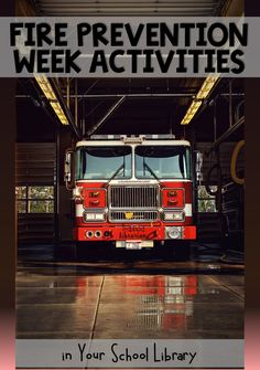 Are you looking for ideas for fire prevention week activities for your kindergarten, first grade, and second grade students. Get fire safety lesson plan ideas for your elementary library or classroom. #thetrappedlibrarian #firepreventionweek Elementary Library, Elementary Schools, First Grade, Second Grade, Fire Prevention Week, Getting Fired, Fire Safety, School Classroom, Have Fun