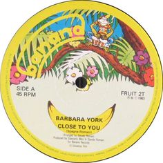 Barbara York - Close To You