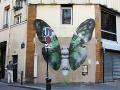 Butterfly by Ludo